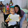 My trip to Salvador, Brazil with Cancer Patient Daniel